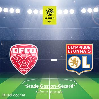 Billet Dijon Lyon
